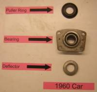 Wheel Bearing Assembly- 1960 1st design