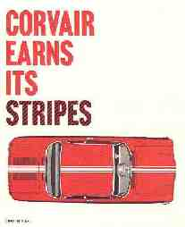 Corvair Earns Its Stripes