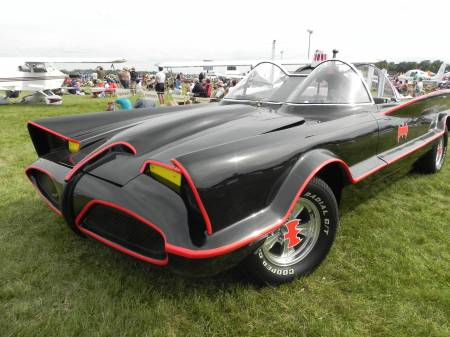 This is the original Batmobile!