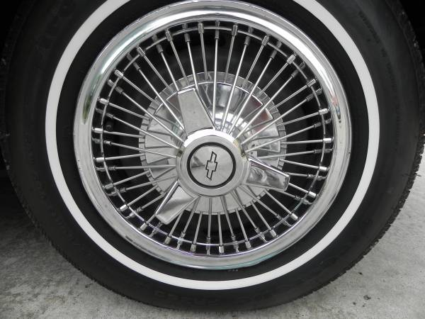 1964 Wire Wheel Cover