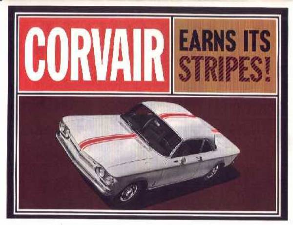 Corvair Stripes Page 1.