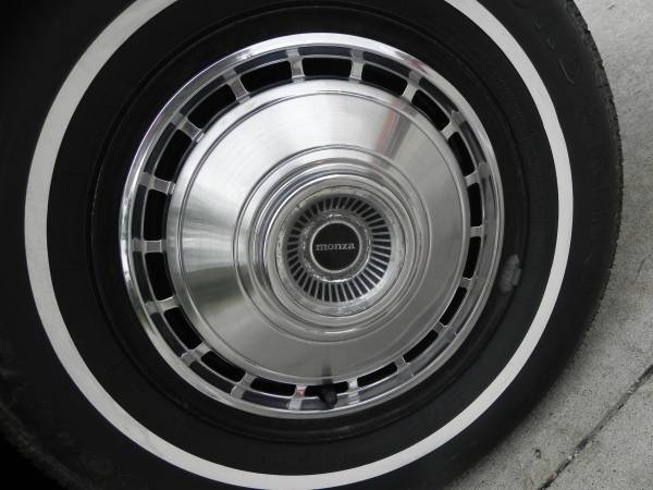 1964 Monza Full Wheel Cover